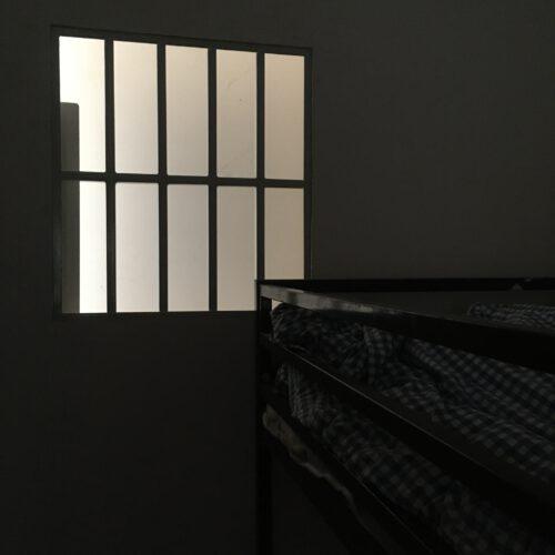 StrafvollzugsmuseumLudwigsburg_Zelle Stammheim _Fenster